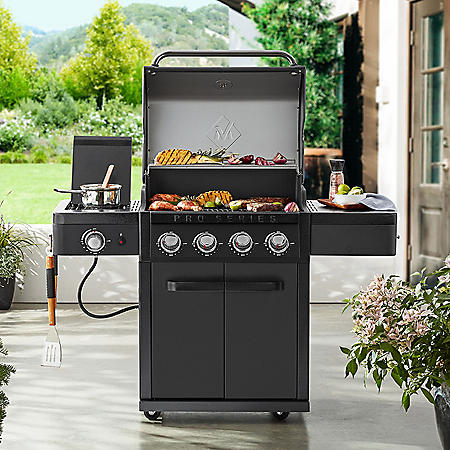 Member's Mark Pro Series 4-Burner Gas Grill
