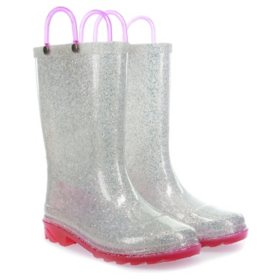 Member's Mark Kids Light Up Rain Boots