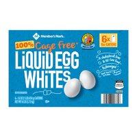 Member's Mark Cage-Free Liquid Egg Whites (16 oz., 6 pk.)