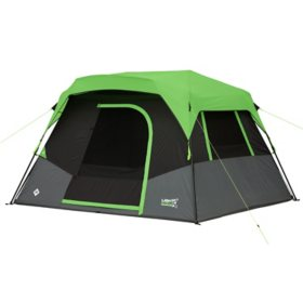 Member's Mark 6-Person Instant Cabin Tent with Light Shield Technology