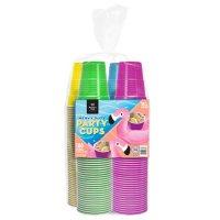 Member's Mark Premium Quality Cups, Summer Colors (18 oz., 180 ct.)