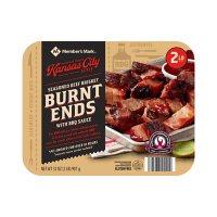 Member's Mark Kansas City Style Seasoned Beef Brisket Burnt Ends (32 oz.)