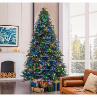 Member's Mark 9' Bristle Fir Christmas Tree