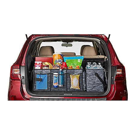 Member's Mark Insulated Trunk Organizer and 30 Can Cooler (Assorted Colors)