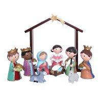 Member's Mark 11-Piece Children's Nativity Set (Caucasian)