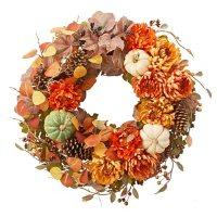 "Member's Mark 26"" Harvest Wreath (Traditional)"