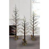 Member's Mark  Set of 3 Winter Trees