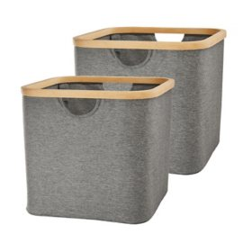 Member's Mark Collapsible Cube Organizer- 2 Pack