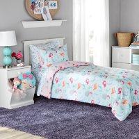 Member's Mark Kids' Mermaid Reversible Bed-in-a-Bag Comforter Set (Assorted Sizes)