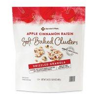 Member's Mark Apple Cinnamon Raisin Drizzled Granola Clusters (24 oz.)