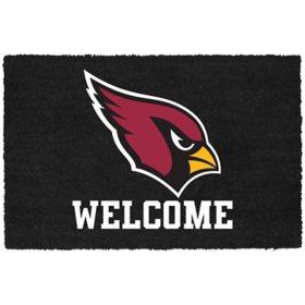 NFL Welcome Door Mat - Choose Your Team