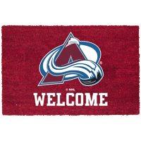 NHL Welcome Door Mat - Choose Your Team