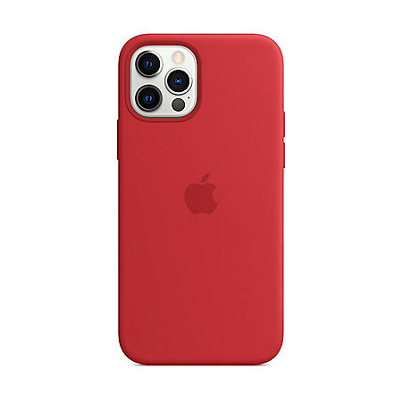 iPhone 12 | 12 Pro Silicone Case with MagSafe - Choose Color