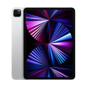 "Apple iPad Pro 11"" 512GB (Latest Model) with Wi-Fi (Choose Color)"