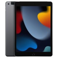 """Apple iPad 10.2"""" 64GB (9th Gen Latest Model) with Wi-Fi + Cellular (Choose Color)"""