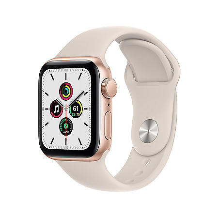 Apple Watch SE (Latest Model) 40mm GPS (Choose Color)