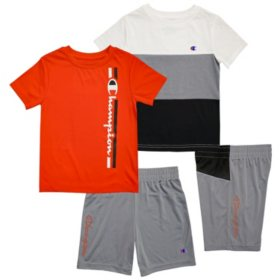 Champion 3-Piece Set, Color Block
