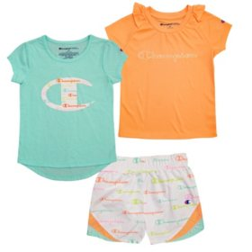 Champion 3-Piece Set, Orange Tart