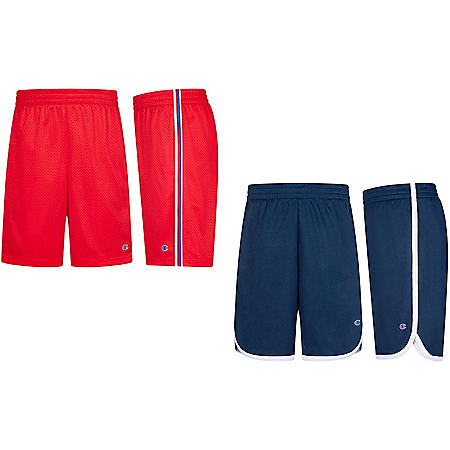Champion Boy's 2 Pack Shorts