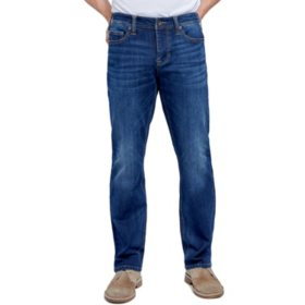 Seven7 Men's 4-Way Stretch Straight Fit 5-Pocket Jean