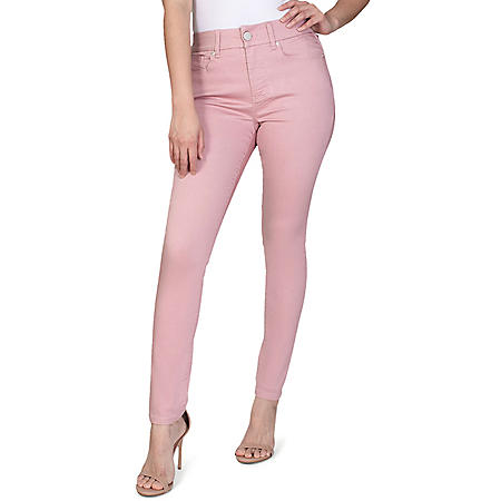 Seven7 Women's High Rise Tummyless Jean