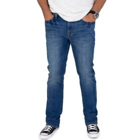Seven7 Classic Straight Jeans