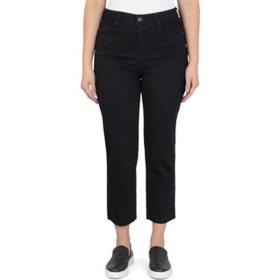 Seven7 Ladies Tummyless Straight Jean
