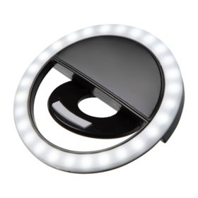 Phone Clip Ring Light - Rechargeable