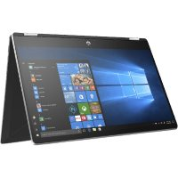 """HP Pavilion x360 15.6"""" HD Convertible Touchscreen Laptop - Intel Core i5-8265U Processor - 8GB Memory - 512GB Solid State Drive - 2 Year Warranty Care Pack with Accidental Damage Protection - Windows 10 Home"""