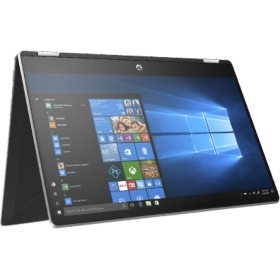 "HP Pavilion x360 15.6"" HD Convertible Touchscreen Laptop, Intel Core i5-8265U Processor, 8GB Memory, 512GB Solid State Drive, 2 Year Warranty Care Pack with Accidental Damage Protection, Windows 10 Home"