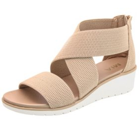 MIA Ladies Wedge Sandal