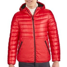 Kenneth Cole Men's Sherpa Lined Jacket