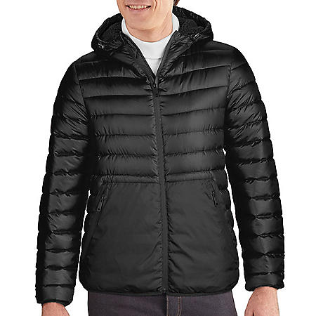 Kenneth Cole Men's Sherpa Lined Jacket