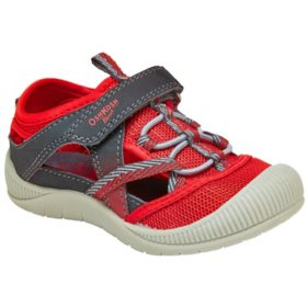 OshKosh B'gosh Boys' Bump Toe Sandal