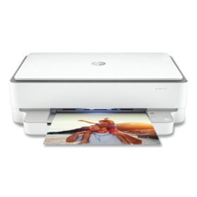 HP Envy 6055 All-In-One Printer, Copy; Print; Scan