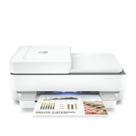 HP ENVY Pro 6458 All-in-One Color Inkjet Printer - Instant Ink Ready