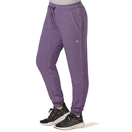 Free Country Ladies Sherpa-Lined Jogger Pants