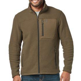 Free Country Men's Grid Fleece Jacket