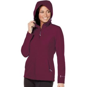 Free Country Ladies Waterproof Rain Jacket