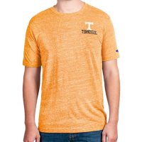 NCAA Men's Champion Short Sleeve Athletic Fit Crew Neck Tee Tennessee Vols