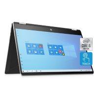 "HP - Pavilion x360 - 15.6"" HD Touchscreen 2-in-1 Laptop - 10th Gen Intel Core i5 - 8GB Memory - 512 GB SSD - 2 Year Warranty Care Pack - Windows 10 Home"