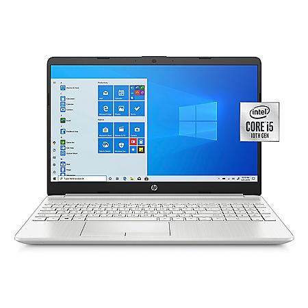 "HP - 15.6"" HD Laptop - 10th Gen Intel Core i5 - 8GB Memory - 256GB SSD - 2 Year Warranty Care Pack - Windows 10 Home"
