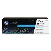 HP 206A, (W2110AK) Black Original LaserJet Toner Cartridge