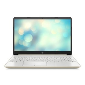 "HP - 15.6"" HD Laptop - 10th Gen Intel Core i3 - 4GB Memory - 256 GB Solid State Drive - Backlit Keyboard with Numeric Keypad - 2 Year Warranty Care Pack - Windows 10 Home - Gold"