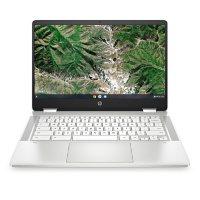 "HP - Chromebook x360 - 14"" HD Touchscreen 2-in-1 Laptop - Intel Celeron N4020 Processor - 4GB Memory - 32 GB eMMC - Full size Keyboard - 1 Year Limited Warranty - Chrome OS"