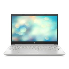 "HP 15.6"" HD Laptop, 10th Gen Intel Core i7-1065G7,  8 GB Memory, 256GB SSD, Intel® Iris® Plus Graphics, 2-Year Warranty Care Pack, Windows 10 Home, Natural Silver"