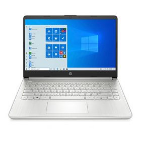 "HP 14"" Full HD Laptop - 10th Gen Intel Core i7 - 8GB Memory - 512GB SSD - Intel® Iris® Plus Graphics - 2-Year Warranty Care Pack - Windows 10 Home"
