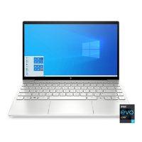 "HP - ENVY - 13.3"" Full HD Touchscreen Laptop - Intel® Evo™ platform - 11th Gen Intel Core i7 - 8GB Memory - 512GB SSD - Intel® Iris® Xe Graphics - 2 Year Warranty Care Pack - Windows OS"