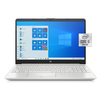 "HP 15-dw2057cl 15.6"" FHD Laptop (Quad i5-1035G1 / 8GB / 256GB SSD)"