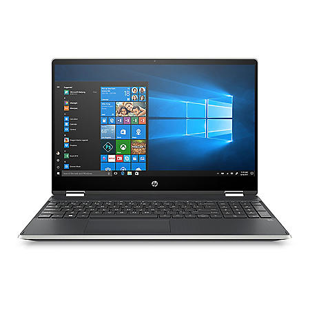 "HP - Pavilion x360 - 15.6"" Full HD Touchscreen 2-in-1 Laptop - 11th Gen Intel Core i7 - 16GB Memory - 512GB SSD - Intel® Iris® Xe Graphics - 2 Year Warranty Care Pack - Windows 10 Home"
